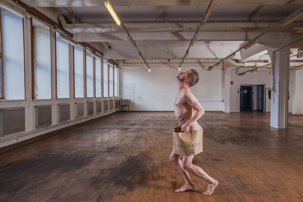 Denis Fischer in Haul Foto: Lukas Zerbst